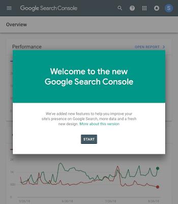 New Google Search Console | SEO